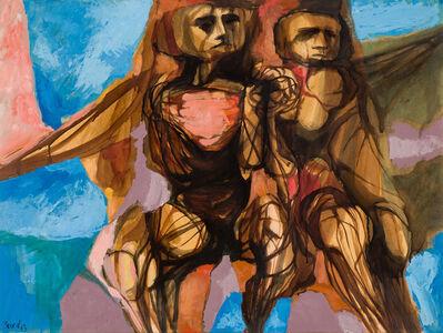 Arnold Belkin, 'Untitled', 1963