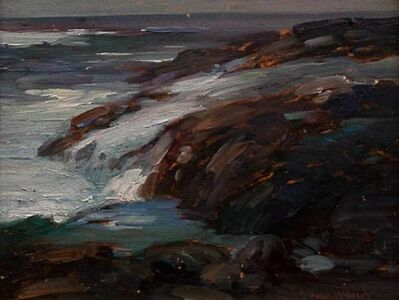 George Ames Aldrich, 'Gloucester', 1919