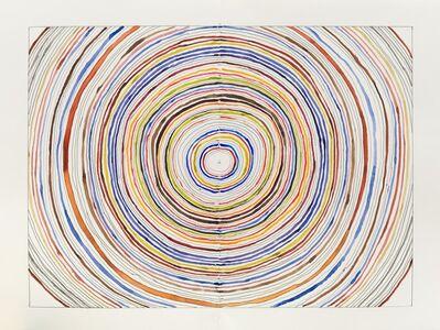 Zhang Enli 张恩利, 'Seventy Loops 七十个圈', 2016