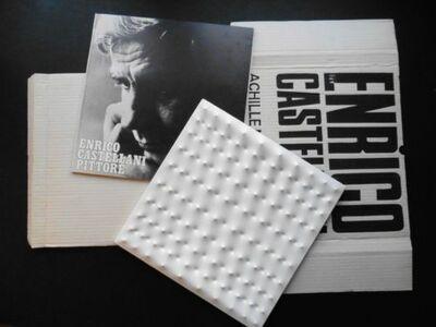 Enrico Castellani, 'Estroflessione', 1968