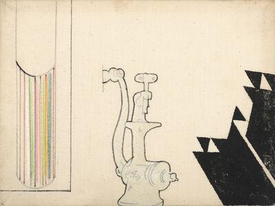 Renato Mambor, 'Progetto Vandyken', 1966
