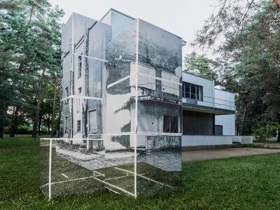 Georg Brückmann, 'Bauhaus Dessau 08 - Klee 2', 2017