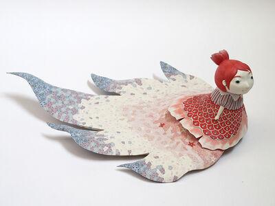 Kobayashi Sawako, 'Kingyo Hime (Princess Goldfish) ', 2015