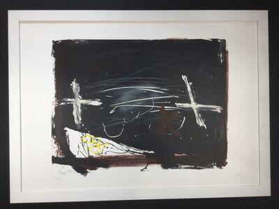 Antoni Tàpies, 'La practica de l'art', 1973