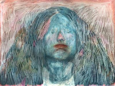 Loren Erdrich, 'Veil (Isolation Drawing 27) ', 2020