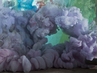 Kim Keever, 'Abstract 13535', 2015