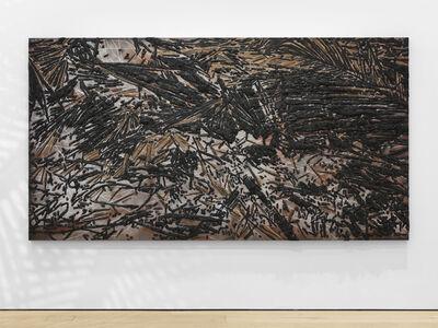Teresita Fernández, 'Black Beach(Unpolished Diamond) 3', 2020