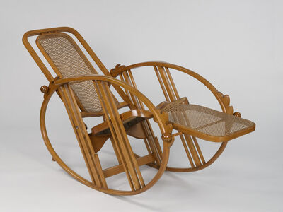 Antonio Volpe, 'Chair', ca. 1905