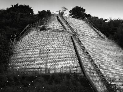Peter Steinhauer, 'Brick Slope and Ladder, Hong Kong - 2009', 2009
