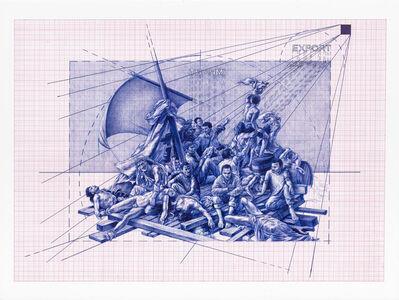 Giuseppe Stampone, 'Untitled – La zattera della Medusa', 2016