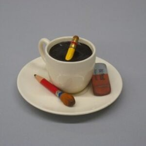 David Furman, 'Coffee Cup 1', 2014