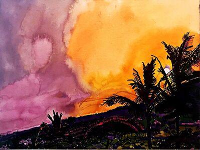 Graham Nickson, 'DAWN, Maui II', 1999