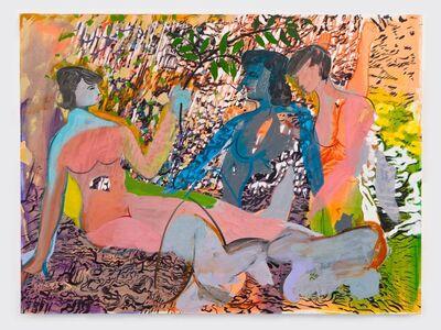 Jackie Gendel, 'Beneath Low Lying Clouds', 2012