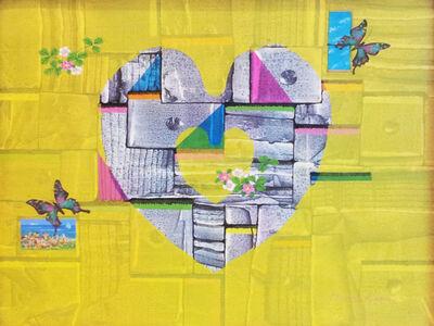 Norito Udagawa, 'Heart', 2014
