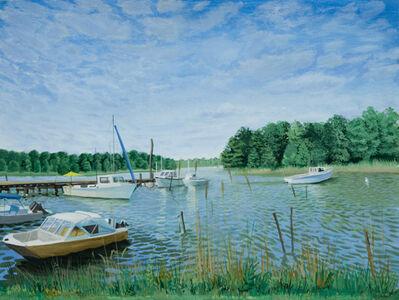 Patrick Kirwin, 'Boats (Annapolis, Maryland)'
