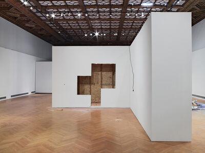 Catherine Wagner, 'Intervention I MCAM', 2017