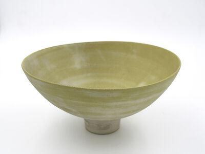 Ryota Aoki, 'Yellow Glaze Tea Bowl', 2009