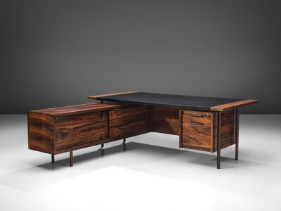 Sven Ivar Dysthe, 'Restored Corner Desk', 1960s