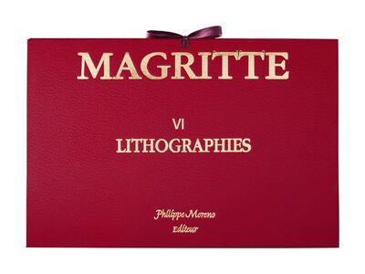 René Magritte, 'Magritte Lithographies VI', 2010