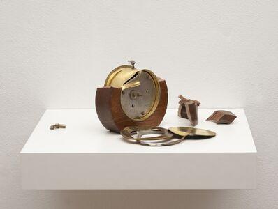 Liliana Porter, 'To Fix It II (round clock)', 2016