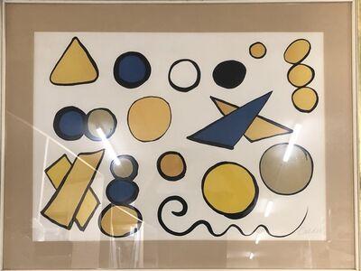 Alexander Calder, 'Composition', 1898-1976