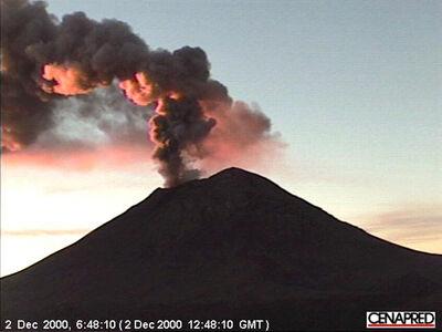 Matthew Flores, 'Every Eruption of the Volcano Popocatépetl Since 2000', 2015