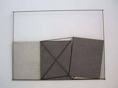 Giuseppe Uncini, 'Spazi di ferro n°12', 1996