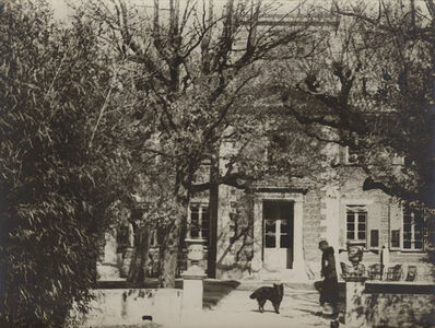 Man Ray, 'In back of Château de Clavary', 1920s/1920s