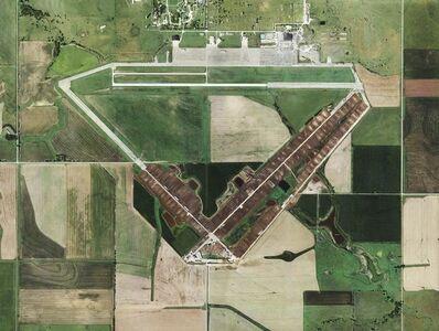 Mishka Henner, 'Feedlots, Black Diamond Feeders, Herington Air Base, Kansas', 2013