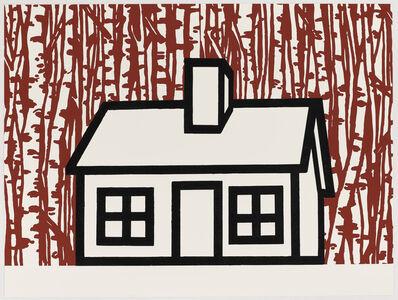 Richard Woods, 'Mature Garden', 2018
