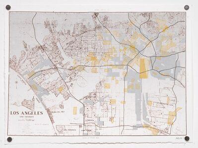 Álvaro D. Márquez, 'Racial Cartographies ', 2018