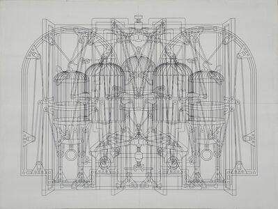 Wang Luyan 王鲁炎, 'D15-03', 2015