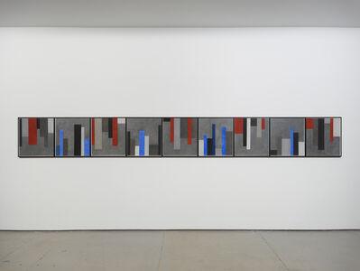 David Tremlett, 'Drawings #1 (Japan)', 2012