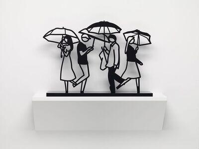 Julian Opie, 'Summer Rain 2', 2020