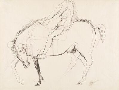 Marino Marini, 'Cavallo e cavaliere'