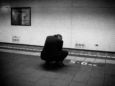 César Ordóñez, 'Tokyo Blur #46', 2013
