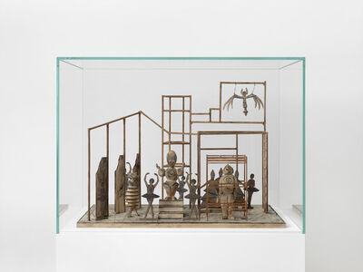 Marcel Dzama, 'Your God will starve', 2016