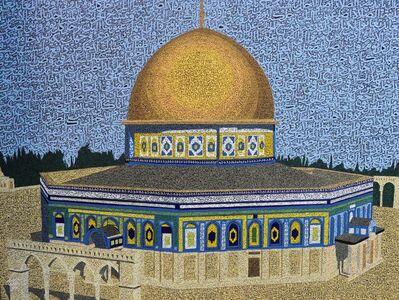 Ahmed Abu Al Adas, 'Al Aqsa Mosque', 2018