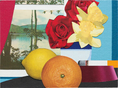 Tom Wesselmann, 'Still Life Collage', 1974