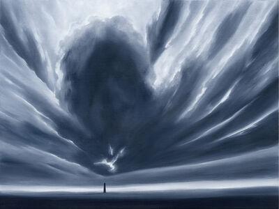Titus Schade, 'Wolkenlandschaft Oktober', 2020
