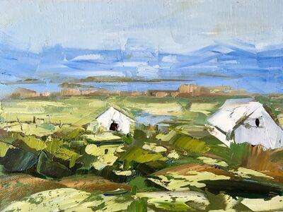 Sandra Pratt, 'Irish Barn', 2017