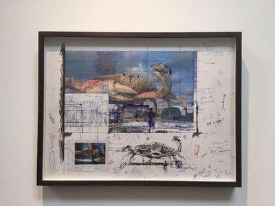 John Brosio, 'Crab Study ', 2016