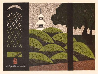 Kiyoshi Saito, 'Shisendo Kyoto (F)', 1965