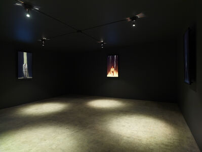 Bill Viola, 'Four works from the Martyrs series', 2014