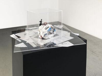 Giulio Paolini, 'Senza più titolo', 2013/2014