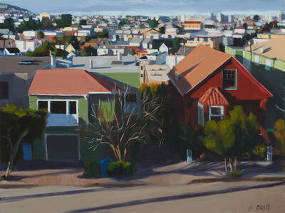 Eileen David, 'Jane's View', 2015