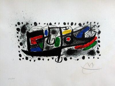 Joan Miró, 'Joan Miró and Catalonia | Joan Miró und Katalonien', 1970