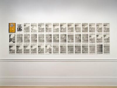 Paulo Bruscky, 'XEROPERFORMANCE', 1980