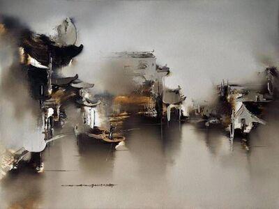 Gao Xiao Yun 高小云, 'Intoxicated 沉醉 ', 2017