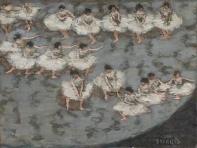 Pierre Bonnard, 'Danseuses ou Le Ballet (Dancers or The Ballet)', c. 1896